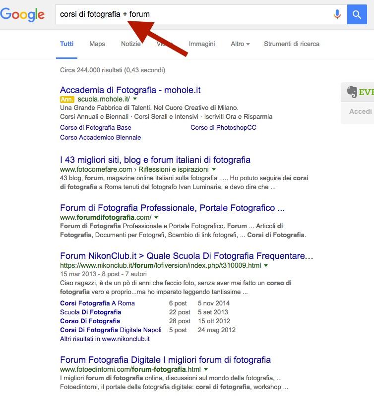 Google Forum