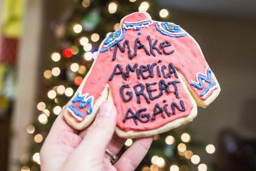 Donald Trump Biscotti