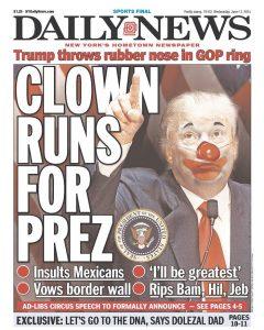 Trump Stampa
