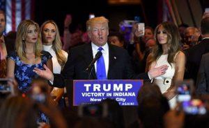 Trump e le donne